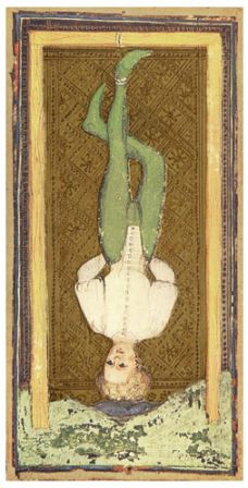 Visconti-Sforza_tarot_deck._The_Hanged_Man.jpg